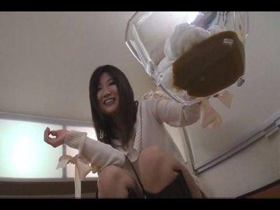 Toilet in japanese Pooping 4 girl
