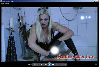 Mistress makes slave's life living hell