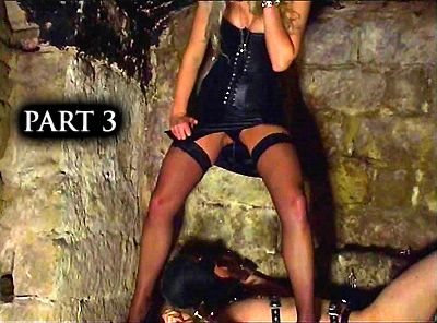 51746 - Goddess Syonera - Dirty Caviar Dinner for One! - Part 3