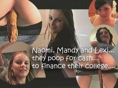 Naomi Mandy and Lexi...