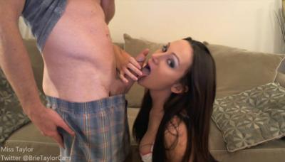 sucking my boyfriends cock
