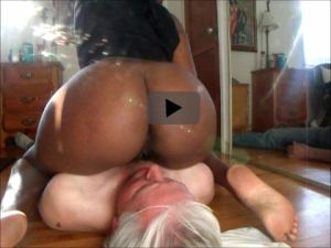 Mistress Mystique shits on guy with crush on her