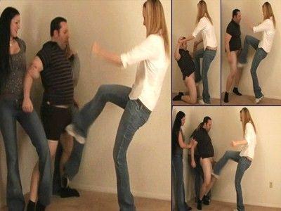 11101 - Janie Lynns First Nut Kicks - Part 1