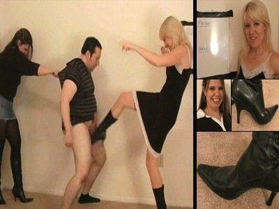 11414 - Kick Him Til He Drops