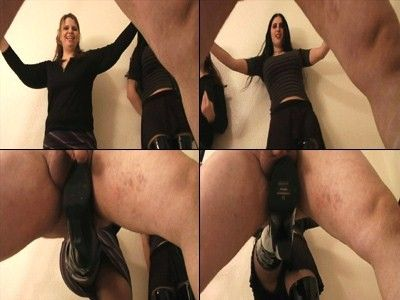 10655 - No Escape Ballbusting