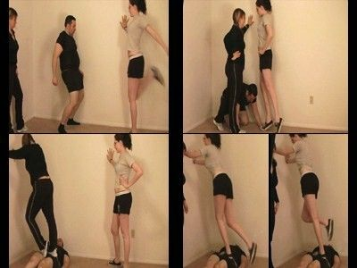 10676 - Nut Stomping College Girls - Part 1