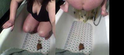 43729 - Let's Poop in the Bathtube!